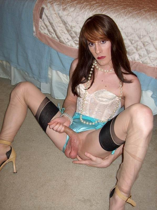 Congratulate, simply Crossdresser tranny thumbs